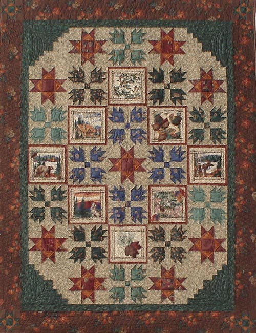 Patterns from This & That: Quilts : rustic quilt patterns - Adamdwight.com